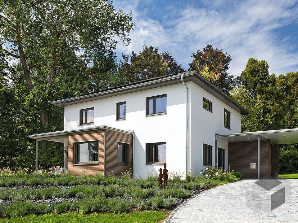 Villa 177 von Hanse Haus Außenansicht