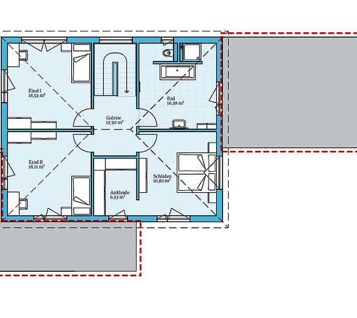 Hanse - Villa 177 Floorplan 2