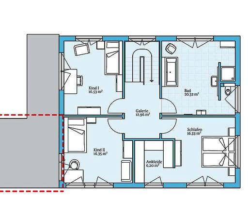 Hanse - Villa 178 Floorplan 3