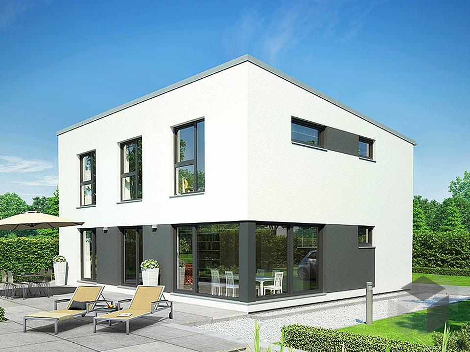 Vita 156 von Hanse Haus Außenansicht