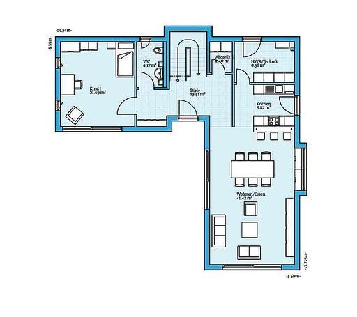 Hanse - Vivario MH Mannheim Floorplan 1