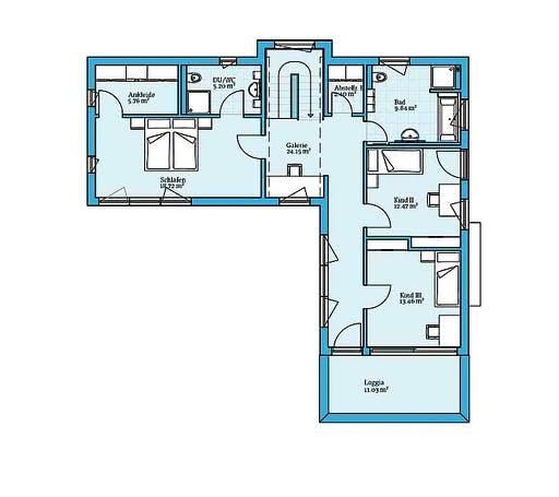 Hanse - Vivario MH Mannheim Floorplan 2