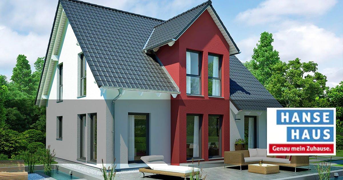 Fertighaus bauen mit HANSE-HAUS 63 Häuser ab 188.414