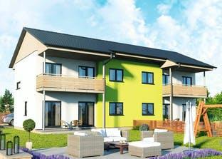 Doppelhaus 120 S