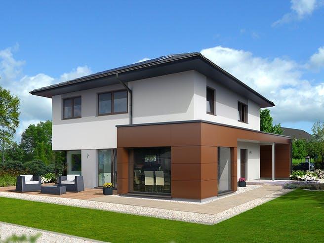 Style 163 W von HARTL Haus Außenansicht 1
