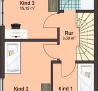 Haus 100 Grundriss