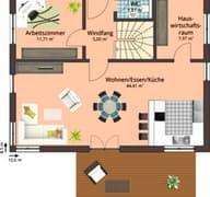 Haus 103 Grundriss