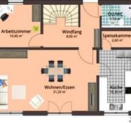 Haus 112 Grundriss