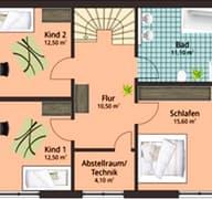 Haus 114 Grundriss