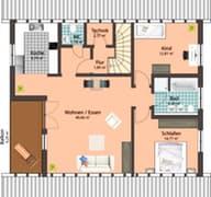 Haus 118 Grundriss