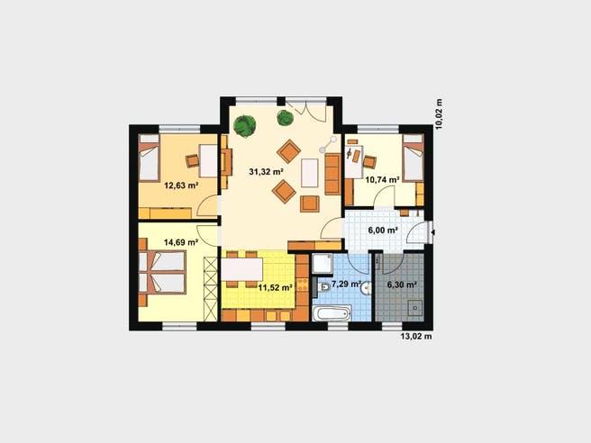 Haus für Drei floor_plans 0