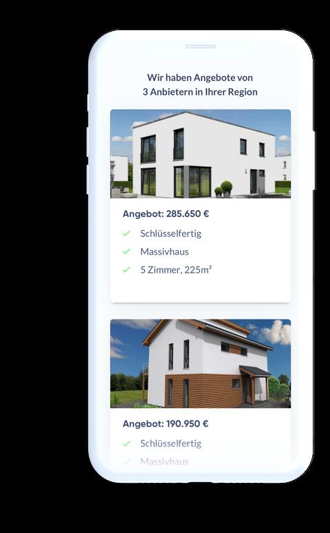 Handy Bilder von Häusern