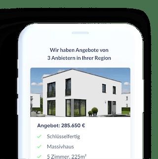 Handy Bilder von Häusern mobil