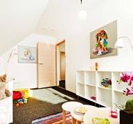 Einfamilienhaus 126 A SF Innenaufnahmen