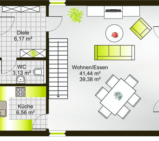 Hausidee 110 FD floor_plans 1