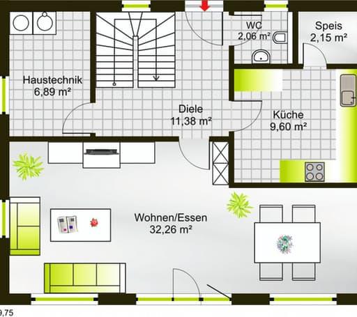 Hausidee 128 SD floor_plans 1