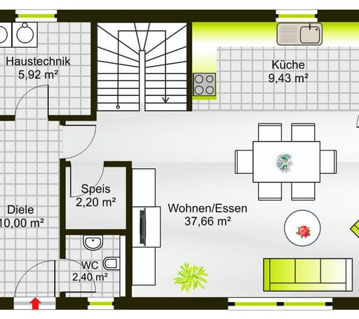 Hausidee 130 PD floor_plans 1