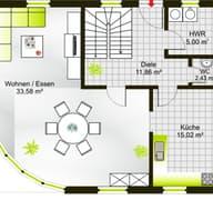 Hausidee 133 SD Grundriss