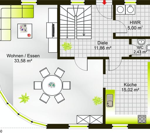Hausidee 133 SD floor_plans 1