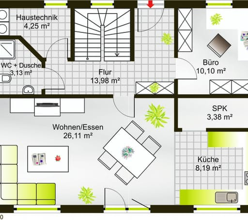 Hausidee 134 SD floor_plans 1