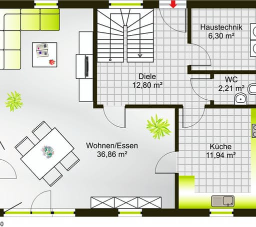 Hausidee 138 SD floor_plans 1