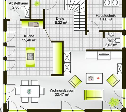 Hausidee 140 SD floor_plans 1
