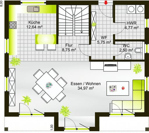 Hausidee 140 VPD floor_plans 1