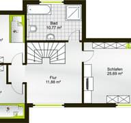 Hausidee 160 FD floor_plans 0