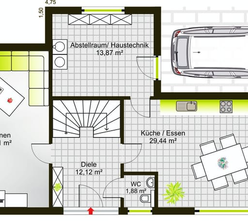 Hausidee 160 FD floor_plans 1