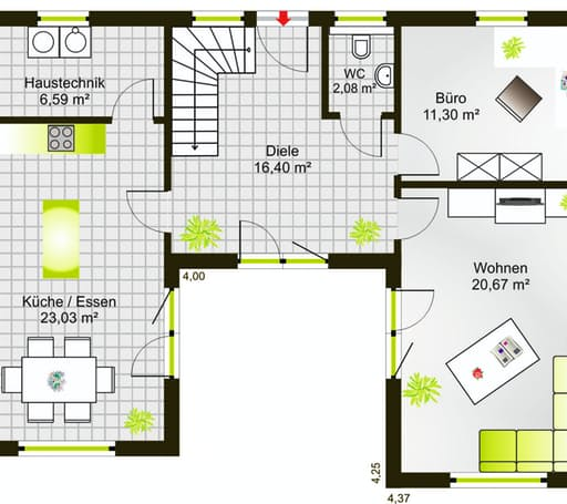 Hausidee 164 FD floor_plans 1