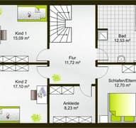 Hausidee 167 SD Grundriss