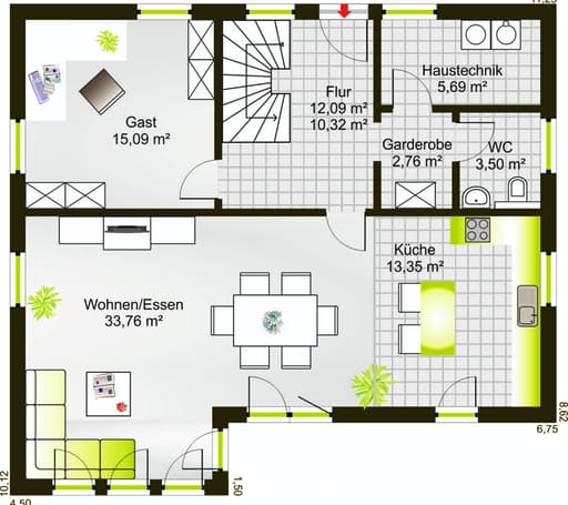 Hausidee 167 SD floor_plans 1