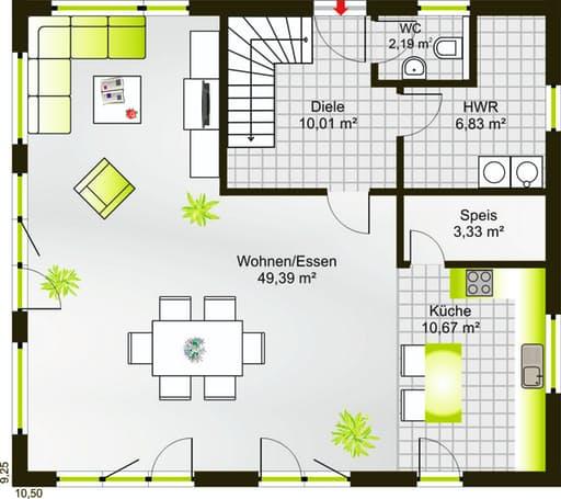 Hausidee 169 SD floor_plans 1