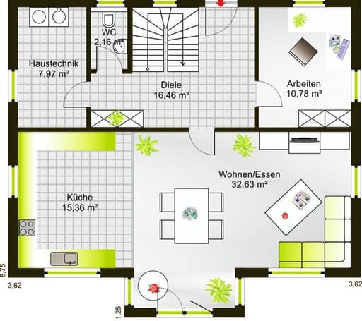 Hausidee 175 WD floor_plans 1