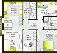 Hausidee 193 SD floor_plans 0