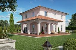 Fertighaus mediterran  Haustypen, Dachform & Stil: Welches Haus passt zu mir?