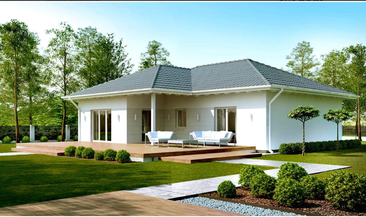 Haustypen Bungalow
