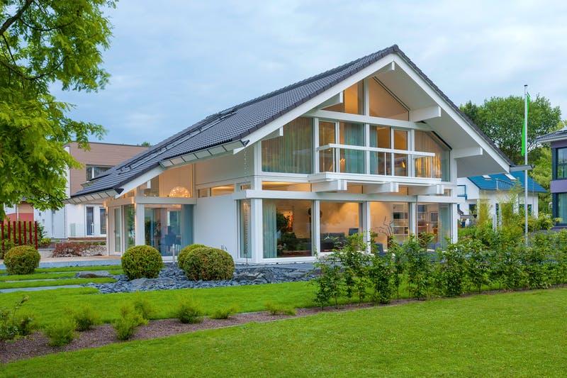 Haustypen Fachwerkhaus