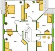 Hausvorschlag Bremen Grundriss