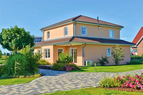 Mediterranes Haus mit Zeltdach - Hausvorschlag Florenz exterior 0