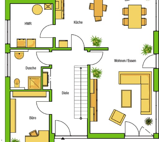 Hausvorschlag Madrid V (ecoSolar-Haus) floor_plans 0
