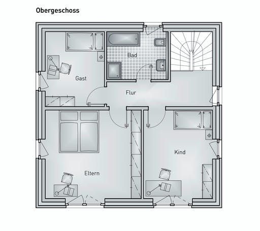 Hebel - Stadthaus 22.32 Floorplan 2