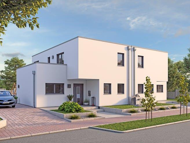 DHH Bauhaus 130 von hebelHAUS Außenansicht 1
