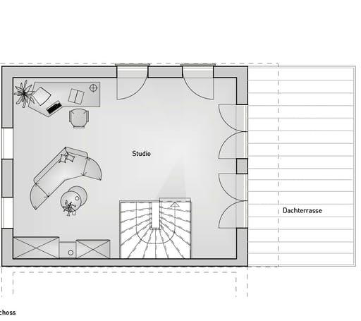Hebel - Doppelhaus 54.15 Floorplan