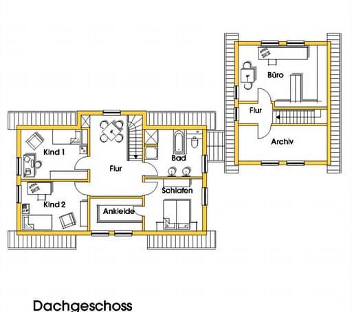 Heidi (KfW-Effizienzhaus 55) floor_plans 0