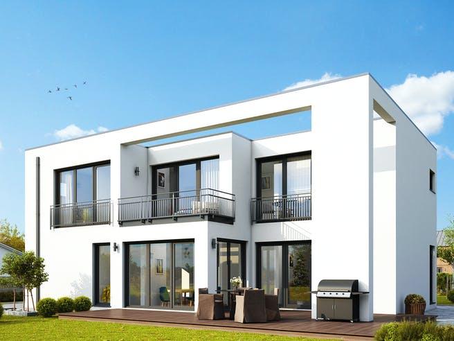 Alicante von HELMA Eigenheimbau AG Außenansicht 1