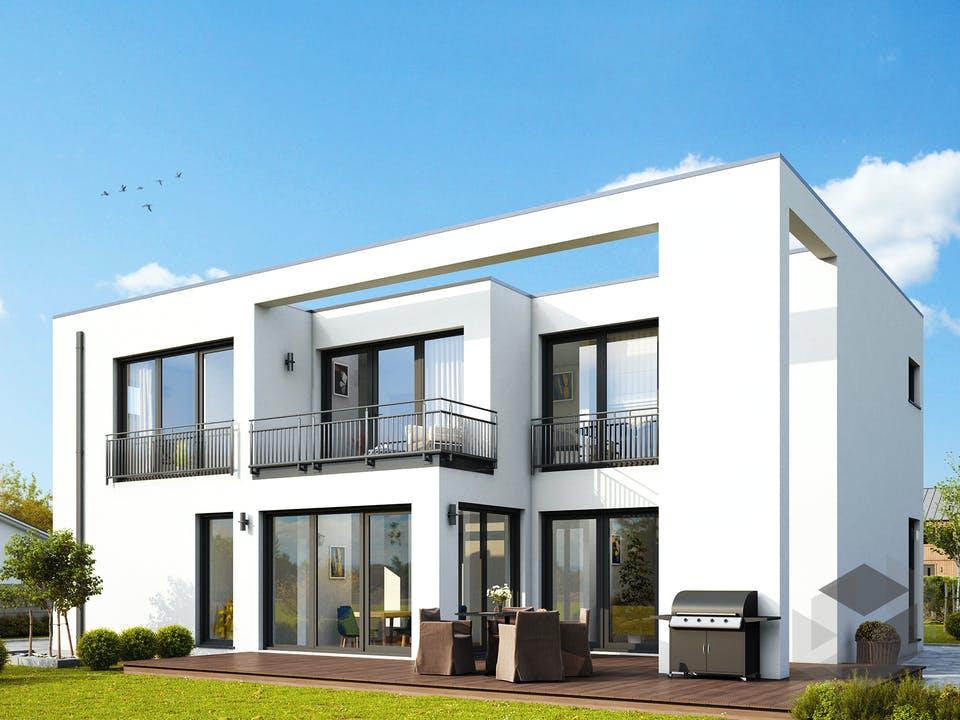 Alicante von HELMA Eigenheimbau AG Außenansicht
