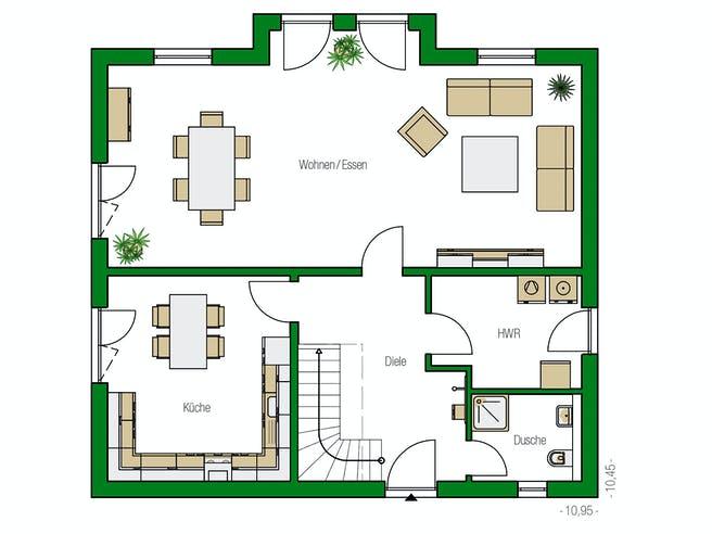 Helma - Berlin Floorplan 1