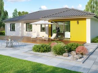 Bozen von HELMA Eigenheimbau Außenansicht 1