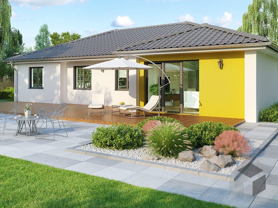 Bozen von HELMA Eigenheimbau Außenansicht